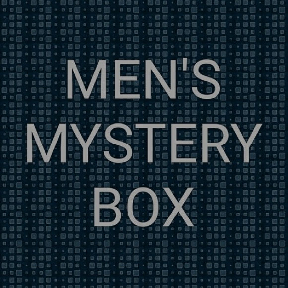 Other - Resellers mystery box all men's items $30